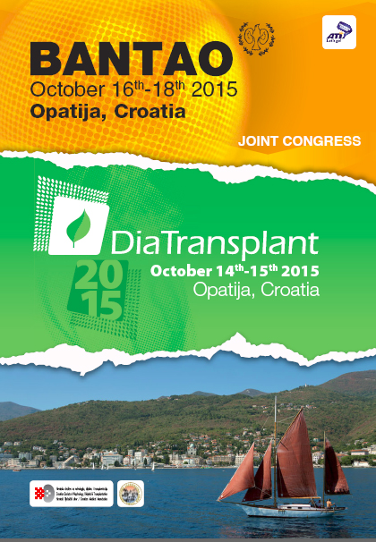 Joint Congress – DiaTransplant & BANTAO