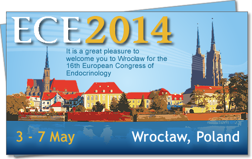 ECE – 16th European Congress of Endocrinology