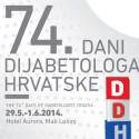 74. Dani dijabetologa Hrvatske