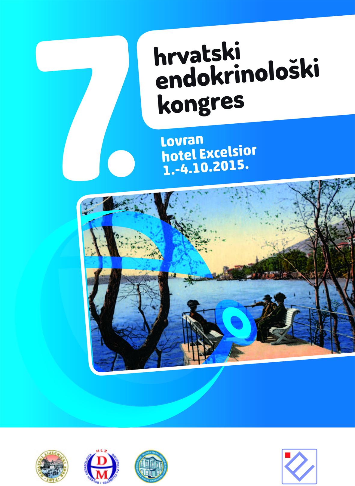 7. hrvatski endokrinološki kongres, LOVRAN, 01.-04.10.2015.